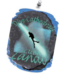 Dive Cathedrals tshirt